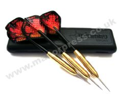 BRASS DARTS, NEUTRON - 1 SET